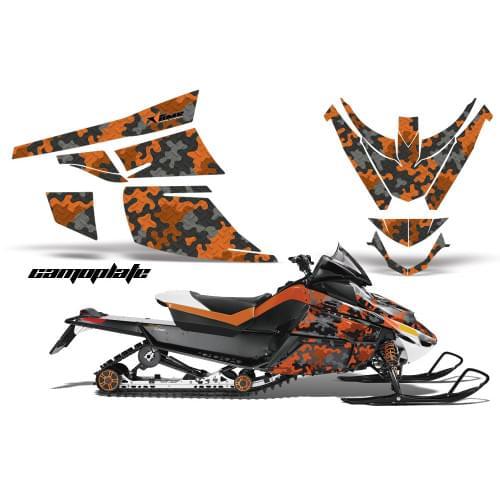 Комплект графики AMR Racing (Camoplate)