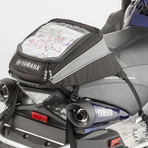Сумка - кофр для снегоходов Yamaha Apex / FX Nytro / Vector SMA-8FP63-DX-00