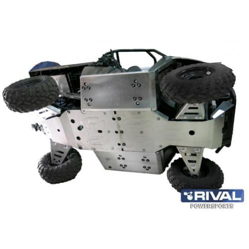 Комплект AL защиты днища Polaris Ranger 570 (2013-2014)