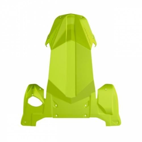 Защита днища полная Ski Doo Rev G4 зеленая 860201618