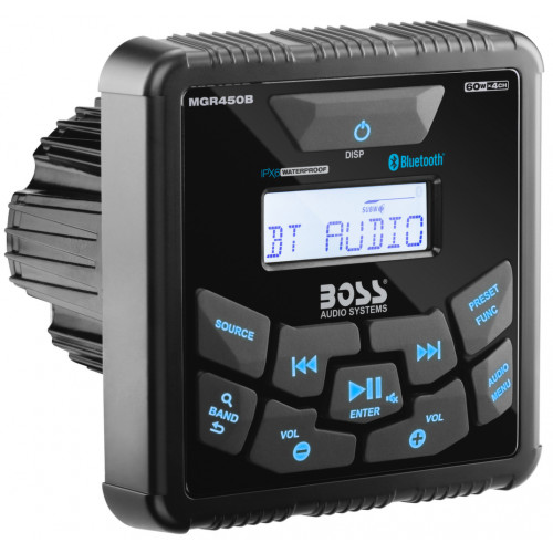 Влагозащищенный Bluetooth модуль MGR450B